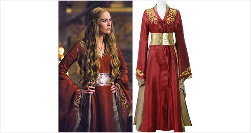 Красное платье Серсеи
