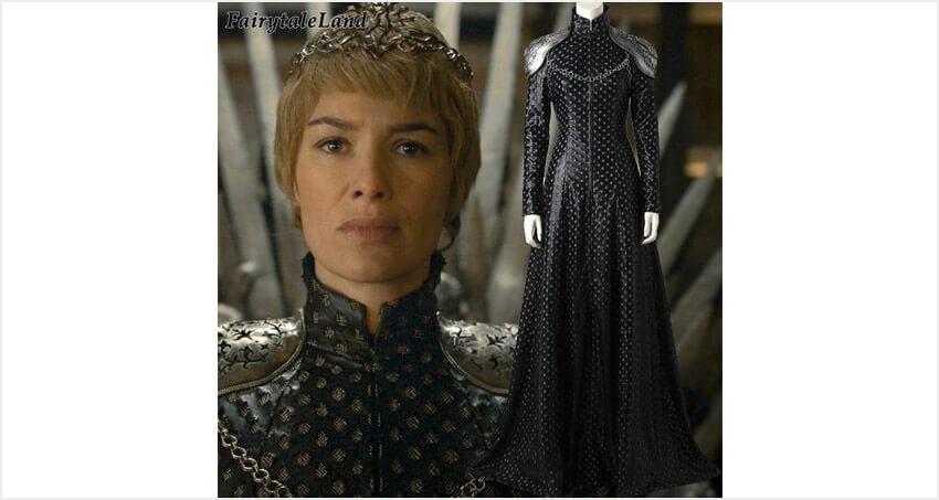 Черное платье Серсеи