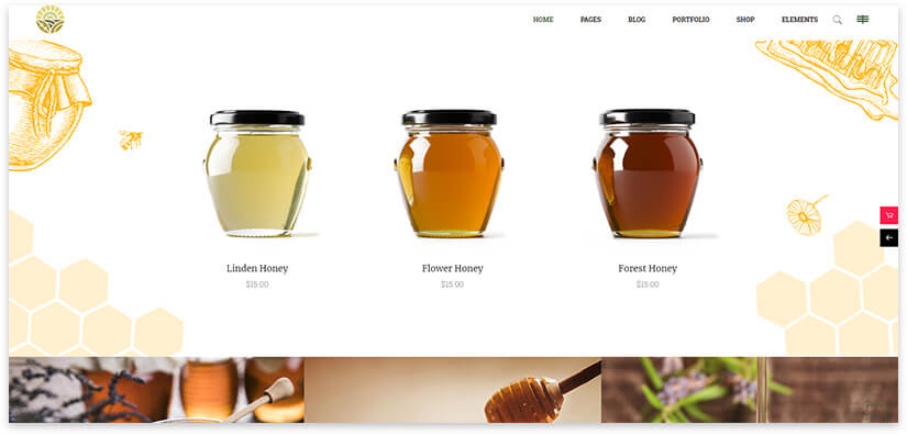 онлайн магазин меда