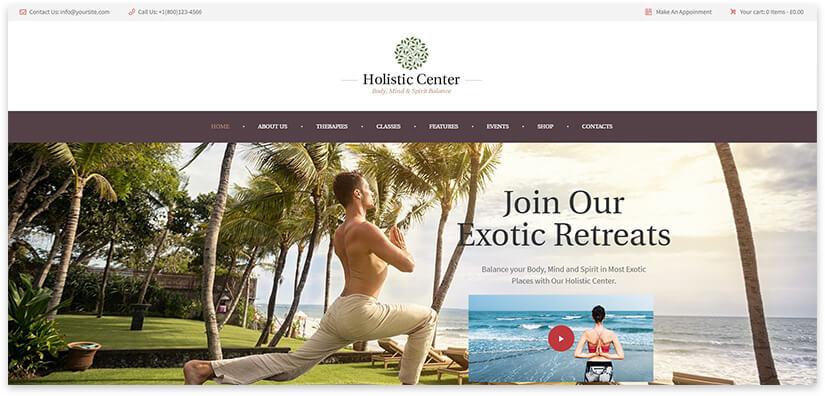 Центр для йоги