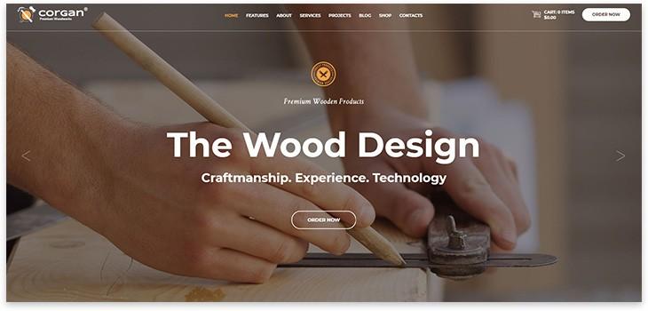 Дерево дизайн