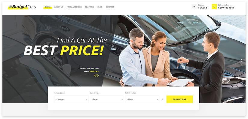 Аренда и продажа авто
