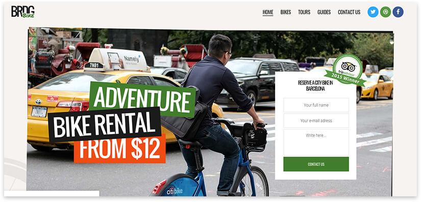 20 WordPress шаблонов на тему аренда и продажа авто