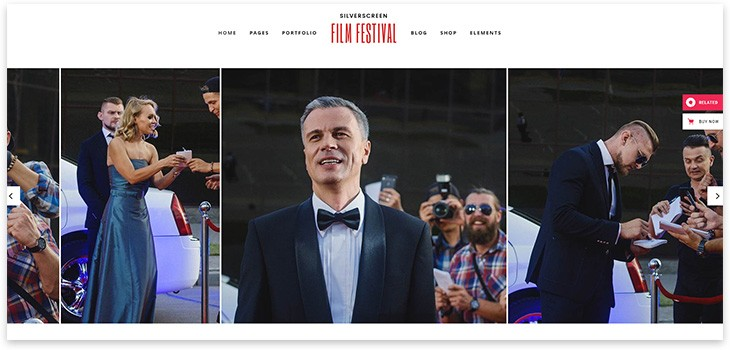 Фестиваль про кино