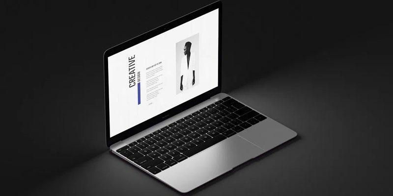Подборка из 35-ти mockups (мокапов) Macbook