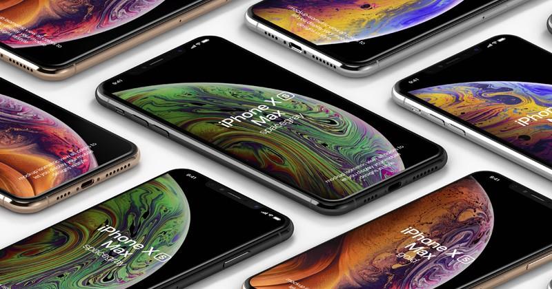 Мокапы айфонов