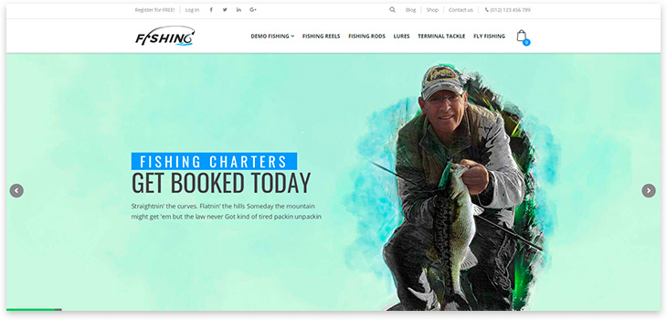магазин рыбалки сайт