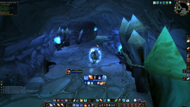 Пример онлайн игры