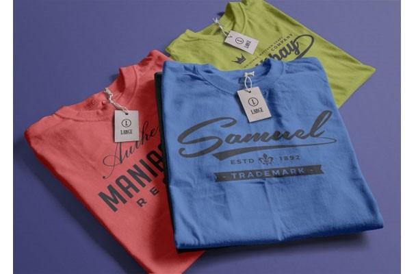 Colour T-shirts