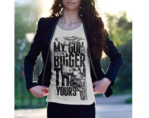 Бесплатный макет футболки
