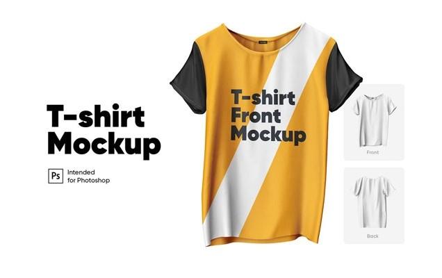 Набор макап для футболок