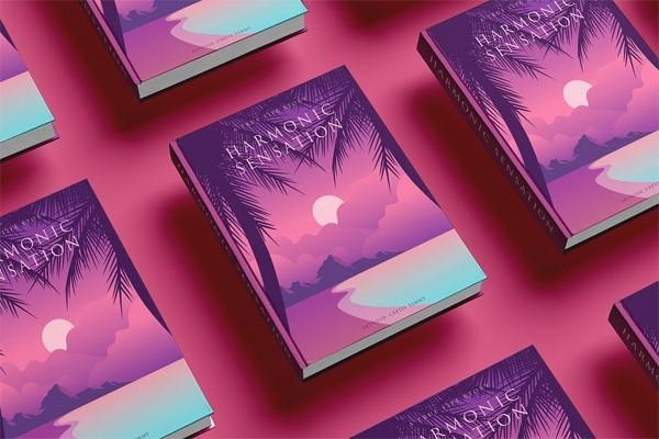 Book Cover Mockups Freebie