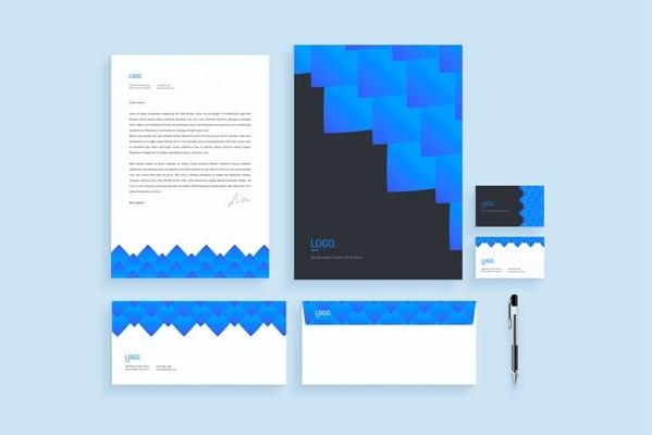 BLUU - Пакет бизнес-удостоверений