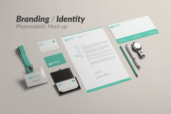 Брендинг/макет идентификации