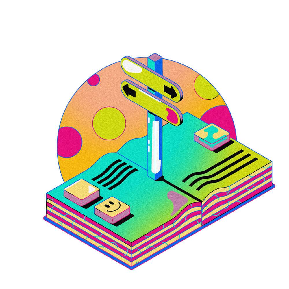 пример иллюстрации
